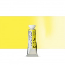 Holbein Watercolour Paint : 15ml : Cadmium Yellow Lemon