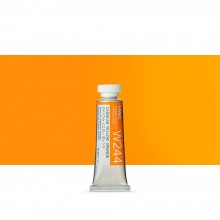 Holbein Watercolour : 15ml Tube CADMIUM YELLOW ORANGE
