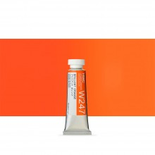 Holbein Watercolour : 15ml Tube BRILLIANT ORANGE