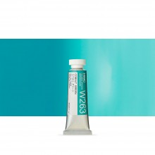 Holbein : Watercolour Paint : 15ml : Tube Cobalt Green