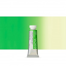 Holbein Watercolour : 15ml Tube CADMIUM GREEN PALE