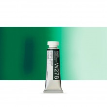 Holbein Watercolour : 15ml Tube BAMBOO GREEN