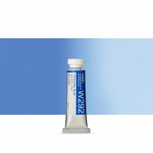 Holbein : Watercolour Paint : 15ml : Tube Cerulean Blue