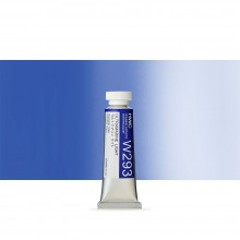 Holbein : Watercolour Paint : 15ml : Tube Ultramarine Light