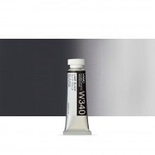 Holbein : Artists' : Watercolour Paint : 15ml : Lamp Black