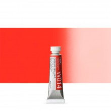 Holbein Watercolour Paint : 5ml Tube Cadmium Red Light