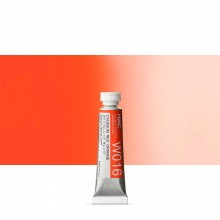 Holbein : Watercolour Paint : 5ml : Tube Cadmium Red Orange