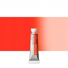 Holbein : Watercolour Paint : 5ml Tube : Vermilion Hue