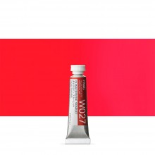 Holbein Watercolour Paint : 5ml : Quinacridone Scarlet