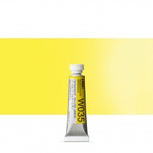 Holbein Watercolour : 5ml Tube PERMANENT YELLOW LEMON