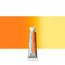 Holbein : Watercolour Paint : 5ml : Tube Permanent Yellow Orange