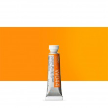 Holbein Watercolour Paint : 5ml : Cadmium Yellow Orange