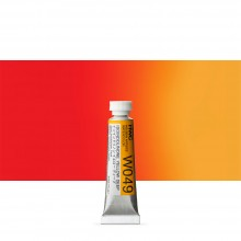 Holbein Watercolour : 5ml Tube ISOINDOLINONE YELLOW DEEP