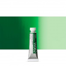Holbein : Watercolour Paint : 5ml : Tube Hookers Green