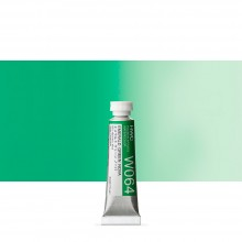 Holbein Watercolour Paint : 5ml Tube Emerald Green Nova