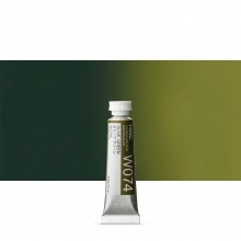 Holbein : Artists' : Watercolur Paint : 5ml : Olive Green