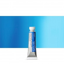 Holbein : Watercolour Paint : 5ml : Tube Manganese Blue Nova