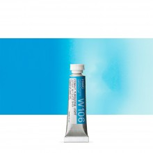 Holbein : Watercolour Paint : 5ml : Tube Cobalt Turquoise Light