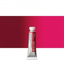 Holbein : Watercolour Paint : 5ml : Tube Quinacridone Magenta