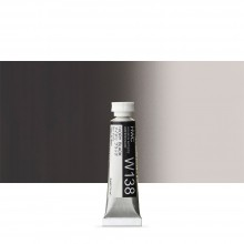 Holbein Watercolour Paint : 5ml Tube Ivory Black