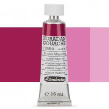 Schmincke : Horadam Gouache Paint : 15ml : Purple Magenta