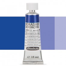 Schmincke : Horadam Gouache Paint : 15ml : Ultramarine Blue