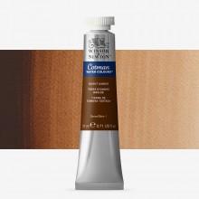 Winsor & Newton : Cotman Watercolour : 21ml : Tube Burnt Umber