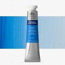 W&N : Cotman Watercolour Paint : 21ml : Cerulean Blue