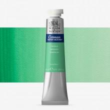 Winsor & Newton : Cotman Watercolour : 21ml : Tube Emerald Green