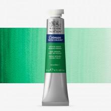 W&N : Cotman Watercolour Paint : 21ml : Intense Green