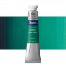 Winsor & Newton : Cotman Watercolour : 21ml : Tube Viridian Green