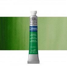 Winsor & Newton : Cotman Watercolour : 8ml : Tube Hookers Green Ltg