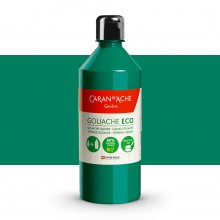 Caran d'Ache : Eco Gouache : 500ml : Emerald Green