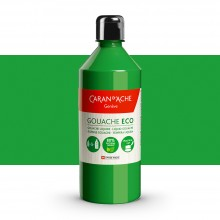 Caran d'Ache : Eco Gouache : 500ml : Bright Green