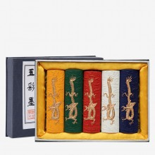 JAS : Chinese Painting : Coloured Ink Stick : Pack of 5