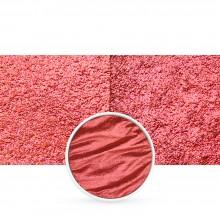 Finetec : Coliro : Pearlcolors : Mica Watercolour Paint : 30mm Refill : Vermilion Red M039