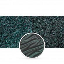 Finetec : Coliro : Pearlcolors : Mica Watercolour Paint : 30mm Refill : Black Forest M040