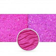 Finetec : Coliro : Pearlcolors : Mica Watercolour Paint : 30mm Refill : Vibrant Pink M045