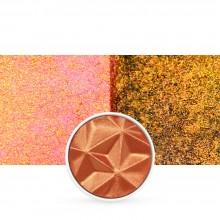 Finetec : Coliro : Pearlcolors : Mica Watercolour Paint : 30mm Refill : Phoenix G049