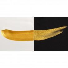 Finetec Coliro : Pearlcolors : Mica Watercolour Paint : 30mm Refill : Tibet Gold M610
