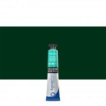Daler Rowney : Aquafine Watercolour Paint : 8ml : Viridian
