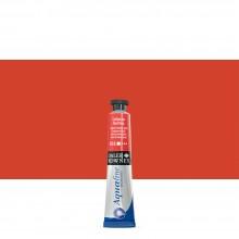 Daler Rowney : Aquafine Watercolour Paint : 8ml : Cad Red Hue