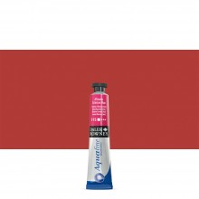 Daler Rowney : Aquafine Watercolour Paint : 8ml : Alizarin Crimson