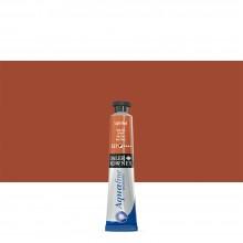 Daler Rowney : Aquafine Watercolour Paint : 8ml : Light Red