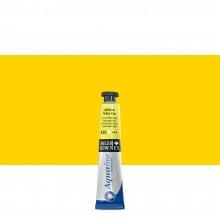 Daler Rowney : Aquafine Watercolour Paint : 8ml : Cadmium Yellow Hue