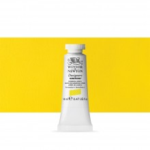 Winsor & Newton : Designer Gouache Paint : 14ml : Cadmium Lemon