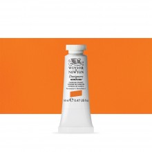 Winsor & Newton : Designer Gouache Paint : 14ml : Cadmium Orange