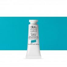 Winsor & Newton : Designer Gouache Paint : 14ml : Cobalt Turquoise Light