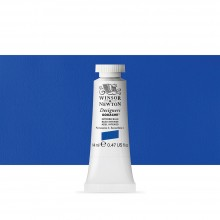 Winsor & Newton : Designer Gouache Paint : 14ml : Intense Blue