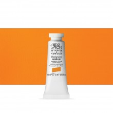Winsor & Newton : Designer Gouache Paint : 14ml : Marigold Yellow